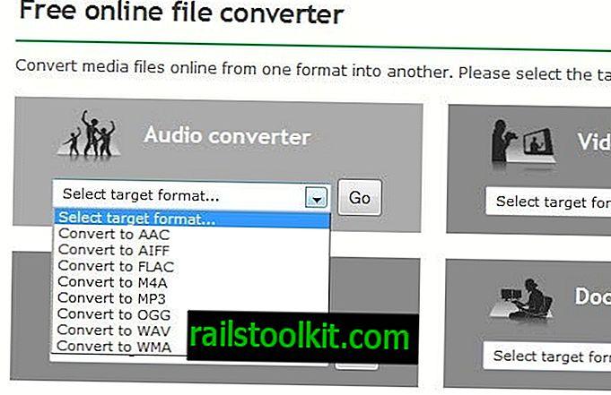 Convertir des fichiers en ligne avec Online-Convert.com