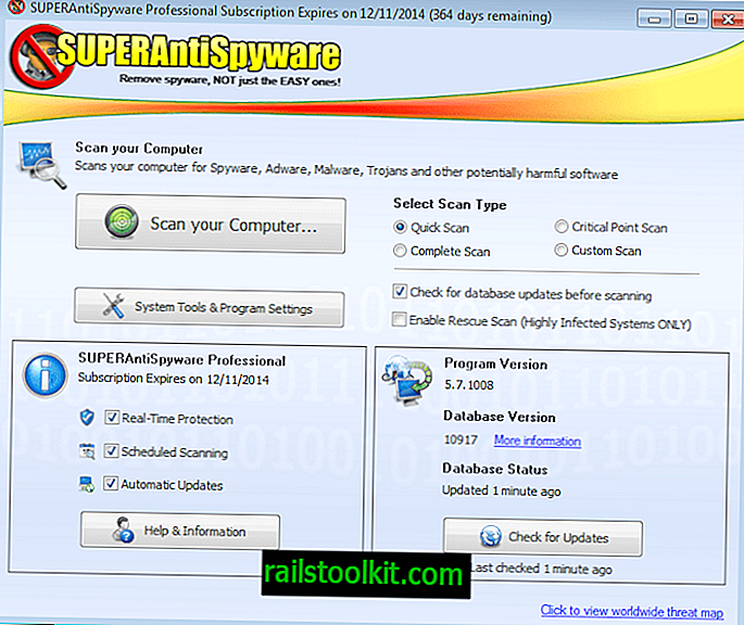 SUPERAntiSpyware Professional Review