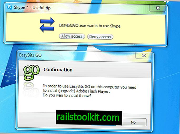 Како у потпуности деинсталирати ЕасиБитс ГО (ЕасиБитсГо.еке)