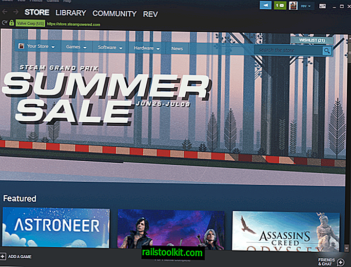 La Steam Summer Sale 2019 ha comenzado