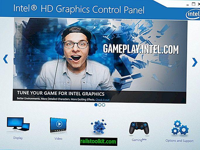 Jaunākais Intel Graphics draiveris atbalsta automātisku spēļu optimizāciju