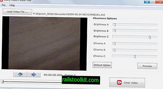 Побољшајте неквалитетне видео записе са Блурри Видео Цлеарер Фрее
