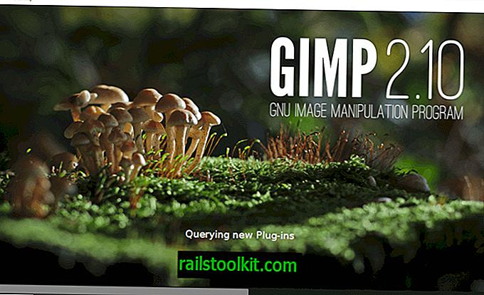 GIMP 2.10.10 Image Editor veröffentlicht