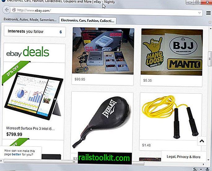 """Kaip pašalinti elementų pasiūlymus iš """"eBay"""" sklaidos kanalo"""