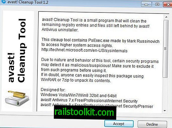 Supprimez toutes les traces de produits Avast de votre système