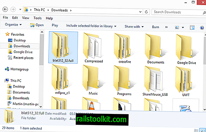 OldNewExplorer pretvara Windows 8 Windows Explorer u Windows 7