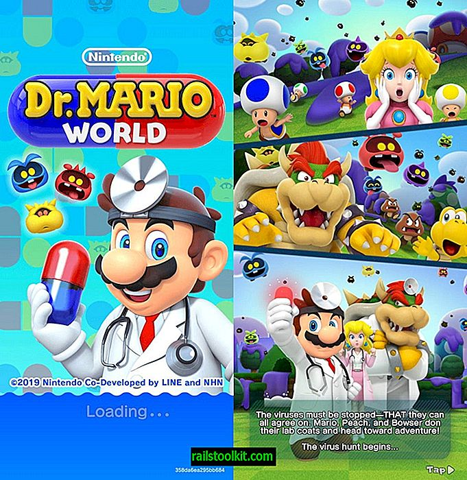 Android 용 Nintendo의 Dr. Mario World : 첫 번째 모습
