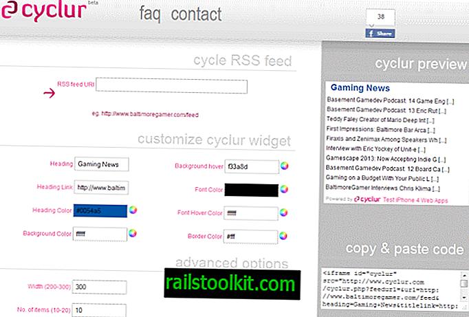 Вземете безплатна RSS джаджа за вашия сайт