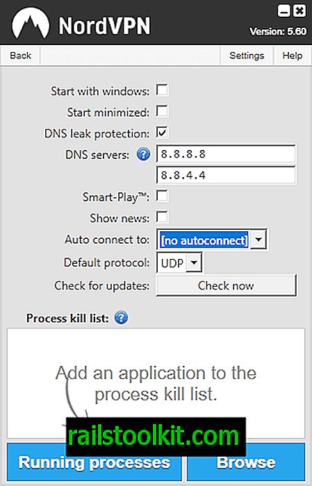 Získajte maximum z klienta VPN spoločnosti NordVPN