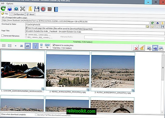 Bulk Image Downloader 5.0 lanzado