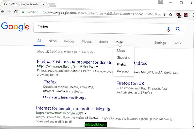 Carian Google mendapat Peribadi (pilihan)