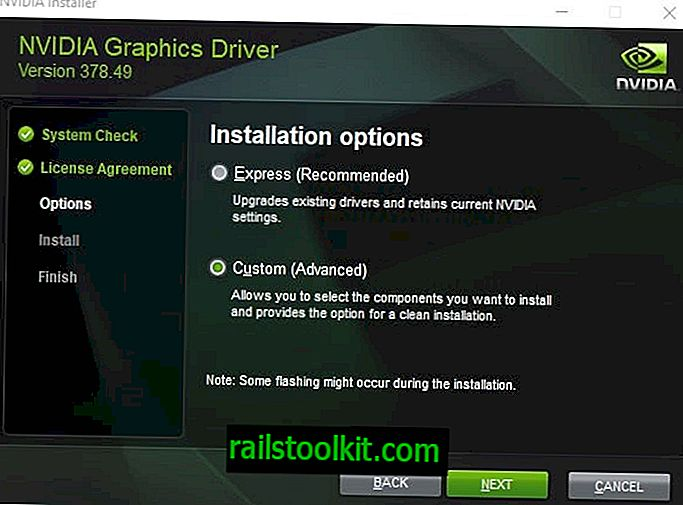 Objavljeni su Nvidia GeForce upravljački programi za Windows 378.49