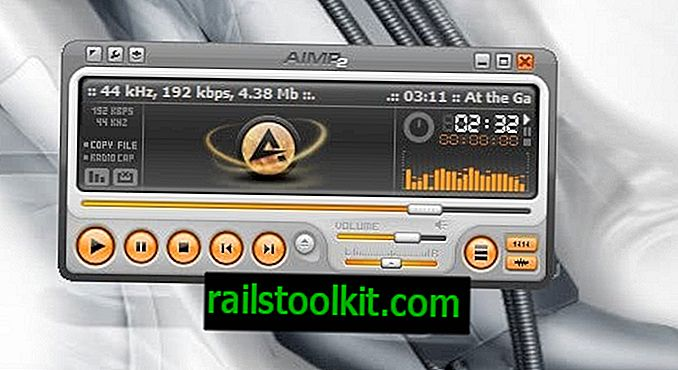 Winamp-plug-ins installeren in AIMP