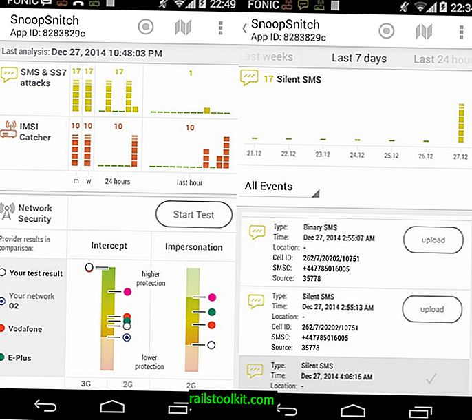 SnoopSnitch para Android te advierte sobre estaciones base falsas