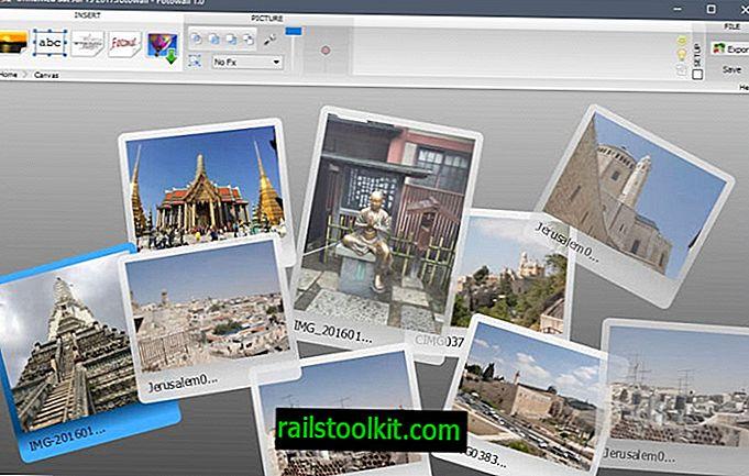 Fotowall 1.0: crea poster, sfondi e immagini originali