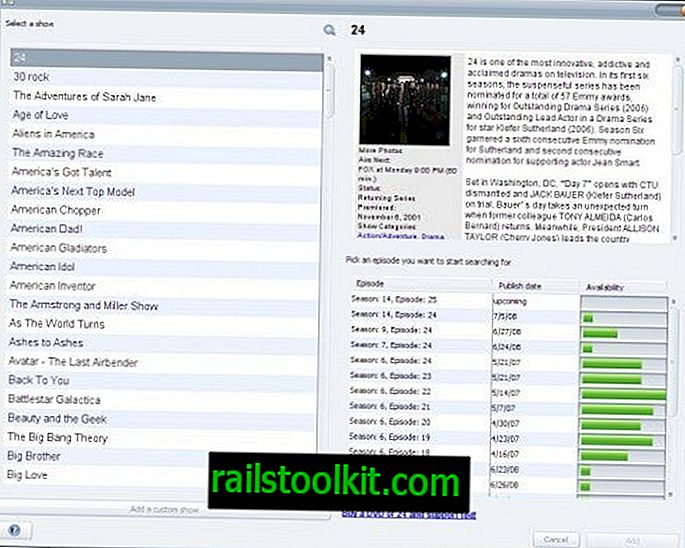 Torrent Episode Downloader
