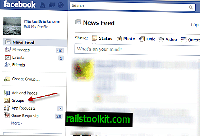 Cómo evitar que la gente te agregue a grupos de Facebook