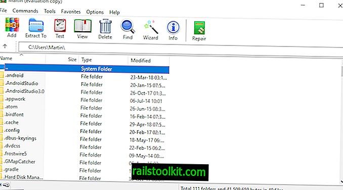 WinRAR 5.60 пусна с нов външен вид и функции