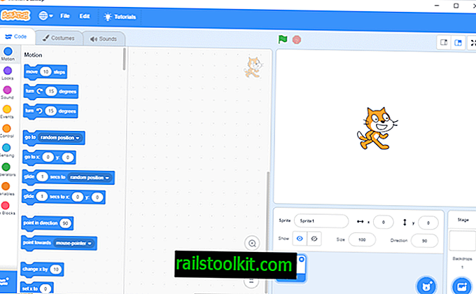 Programmer pour les enfants: Lancement de Scratch 3.0