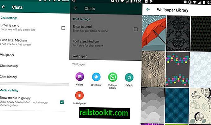Cách thay đổi hình nền WhatsApp