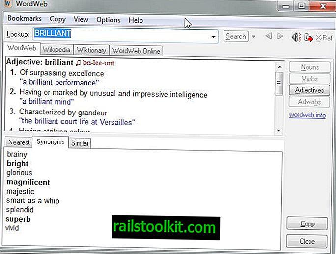 Wordweb Pro apskats