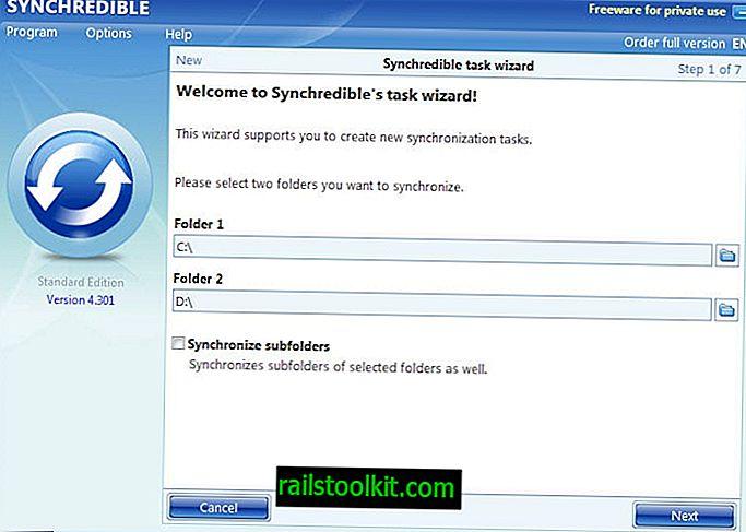 Који је најбољи бесплатни софтвер за синхронизацију датотека за Виндовс?