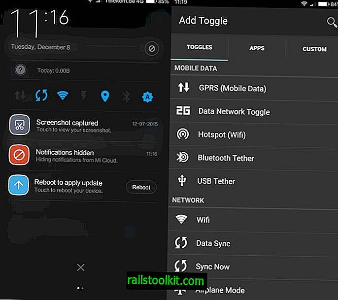 Пребаците податке и друга подешавања помоћу Повер Тогглес за Андроид