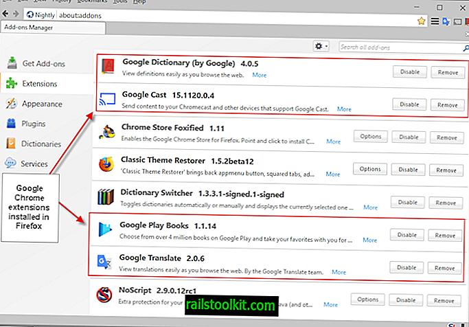Firefox에서 Chrome 확장 프로그램을 설치하는 방법
