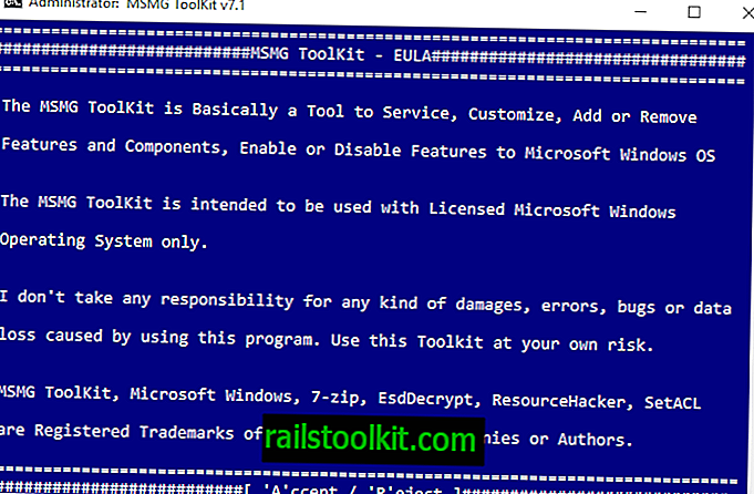 Cree instalaciones personalizadas de Windows 10 con MSMG Toolkit