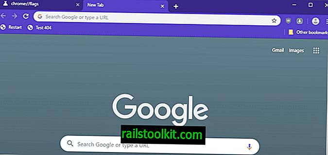 Подготовка к Google Chrome Color Explosion (страница новой вкладки)