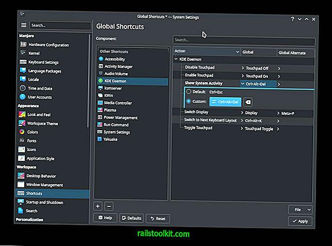 Opuštění systému Windows pro produkt Manjaro KDE: První kroky po instalaci