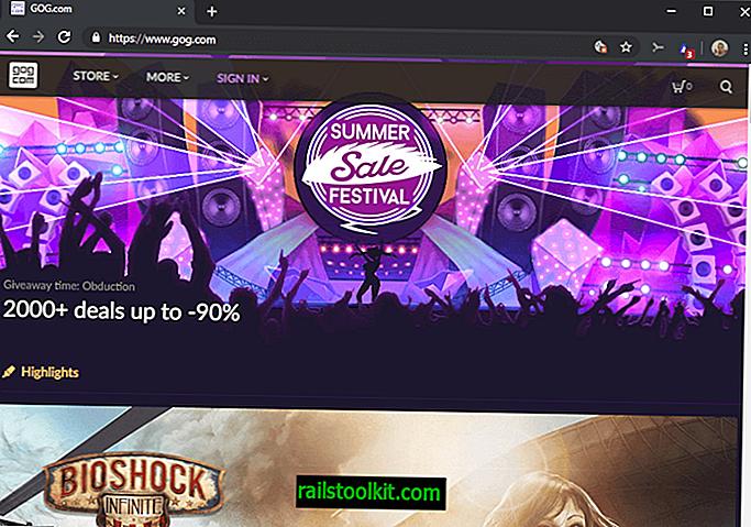 Gog Summer Sale Festival: شراء الآلاف من الألعاب المخفضة DRM خالية