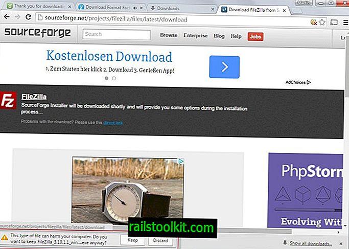 Tämäntyyppinen tiedosto voi vahingoittaa tietokoneesi varoitusta Chromessa