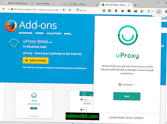 uProxy: personlig browser-proxy til Firefox og Chrome
