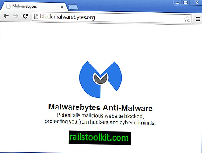 So entsperren Sie Websites, die von Malwarebytes Anti-Malware blockiert wurden