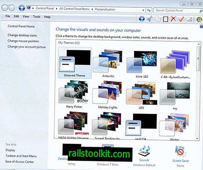 Kako prilagoditi ikone u sustavu Windows 7 na jednostavan način