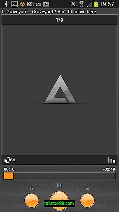 První pohled na AIMP pro Android