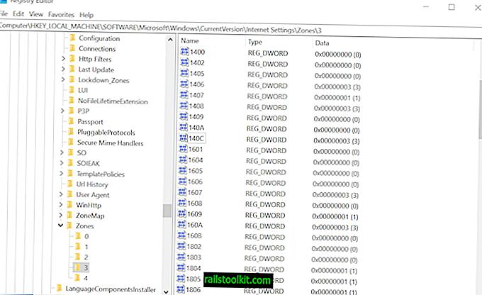 Microsoft는 기본적으로 VBScript를 비활성화합니다
