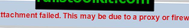 """""""Google Mail"""", kaip pašalinti """"Gmail"""" priedo nepavykusias klaidas"""