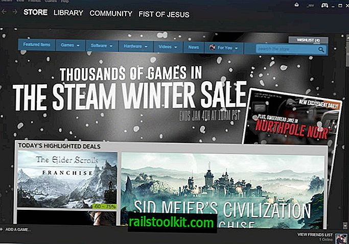 Steam Winter Sale 2015 je zapnutý