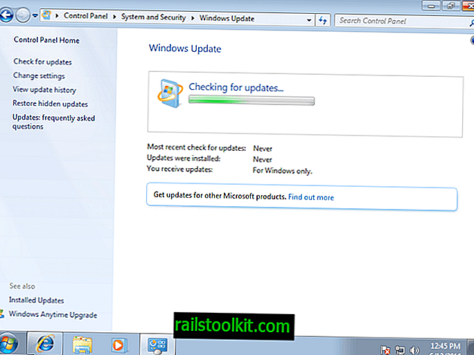 Beschleunigen Sie das Windows 7-Updaterollup