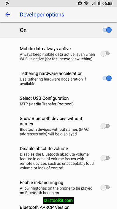 Wi-Fi에서 Android 배터리 소모 감소