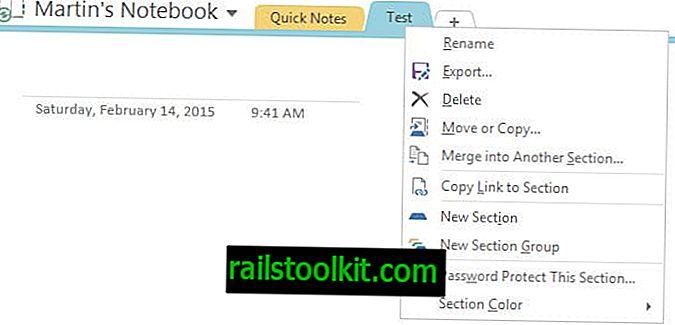 Microsoft OneNote 2013 Percuma sekarang tanpa sekatan (tetapi satu)