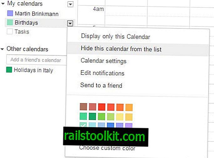 Cum dezactivați notificările de ziua de naștere pe Google și Facebook