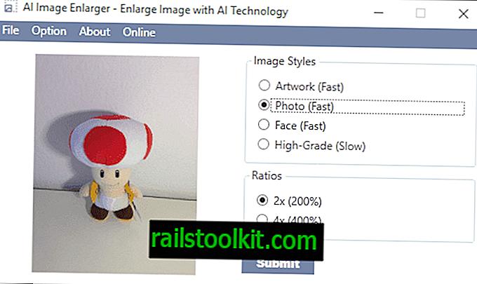 AI Image Enlarger: μετατρέπει τις εικόνες από χαμηλό σε υψηλής ευκρίνειας