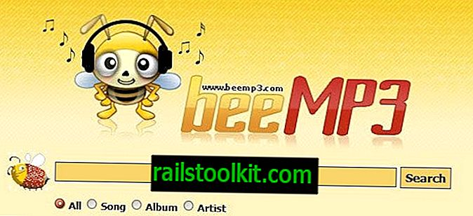 Descargas gratuitas de Mp3 con Bee Mp3