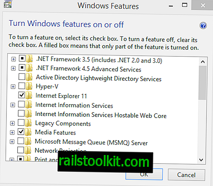 Comment désinstaller Internet Explorer 11
