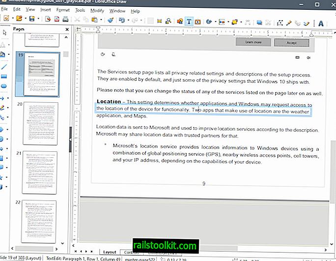 Verwendung von LibreOffice als PDF-Editor