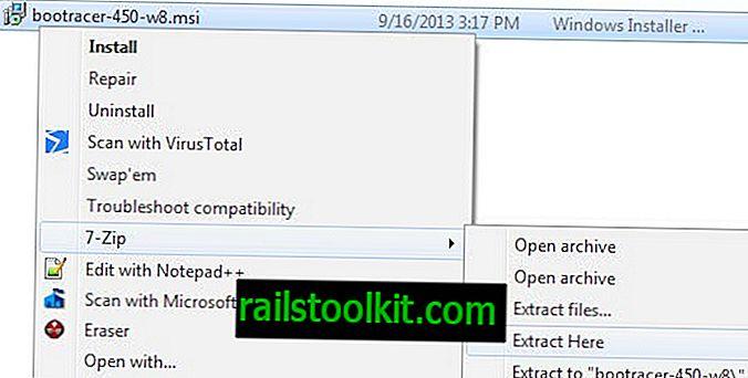 Kako ekstrahirati msi datoteke v računalnik