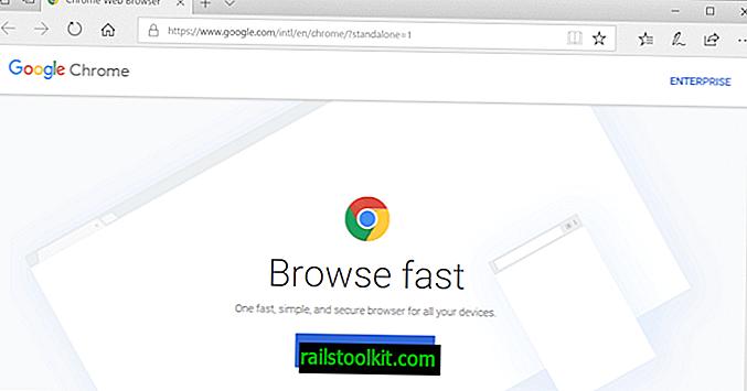 Cómo descargar instaladores sin conexión de Google Chrome